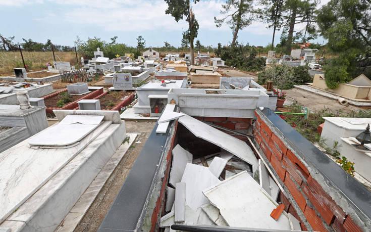 Στα χέρια της αστυνομίας νεαρός Ρομά που έσπασε τάφο και ξέθαψε γυναίκα για να την κλέψει