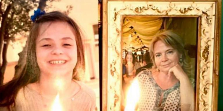 Κατερίνη: Θρήνος στην κηδεία της 17χρονης και της μητέρας της -Κατέρρευσε η γιαγιά της [εικόνες]