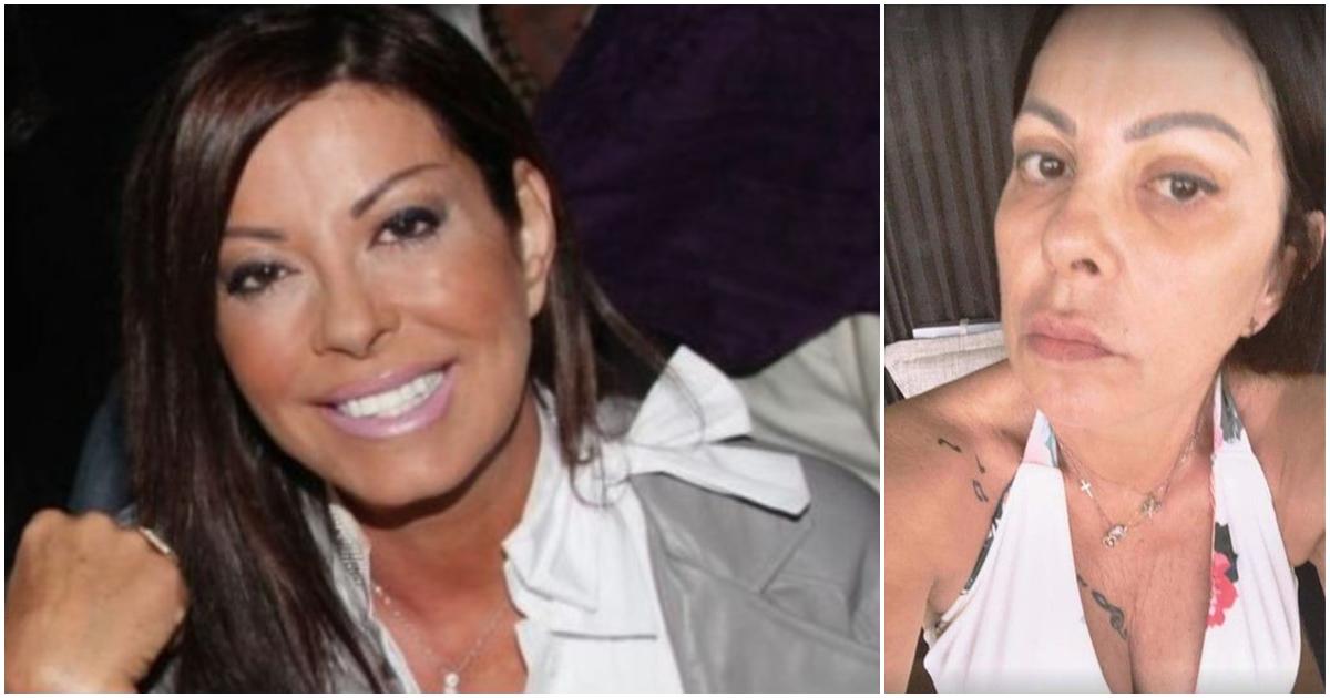 Η Αντζελα Δημητρίου ποζάρει για πρώτη φορά χωρίς ίχνος μακιγιάζ - Έτσι είμαι και σε όποιον αρέσω