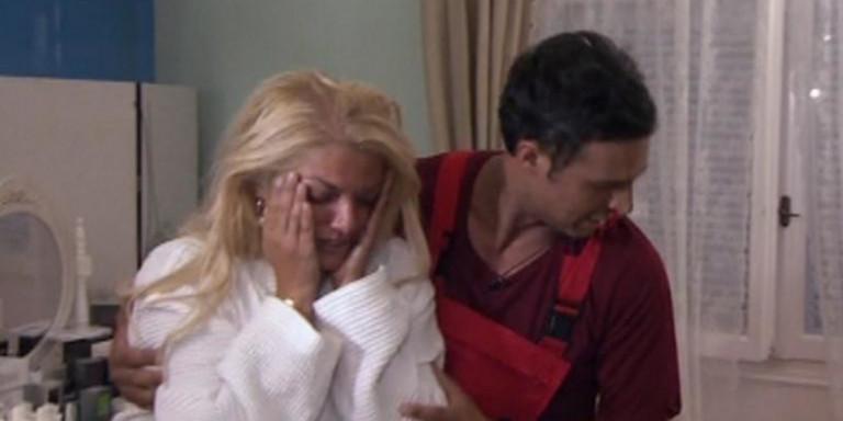 Εξαλλη η Νάνσυ Παραδεισανού στο Best Friend's Fear: Χαστούκισε τον Σάββα Πούμπουρα