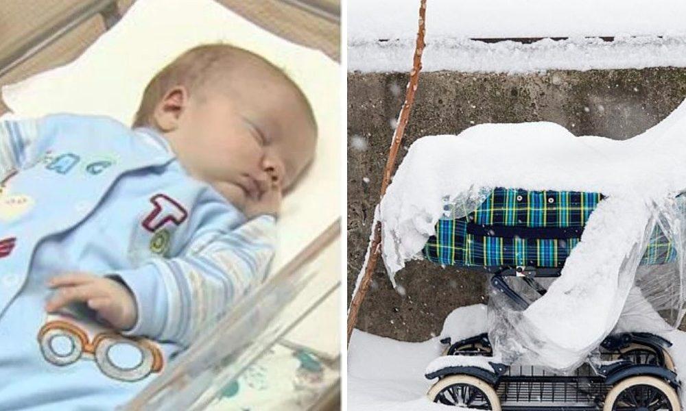 Ρωσία: Γονείς  άφησαν βρέφος 7 μηνών στο μπαλκόνι για να «κοιμηθεί στον καθαρό αέρα» και πέθανε