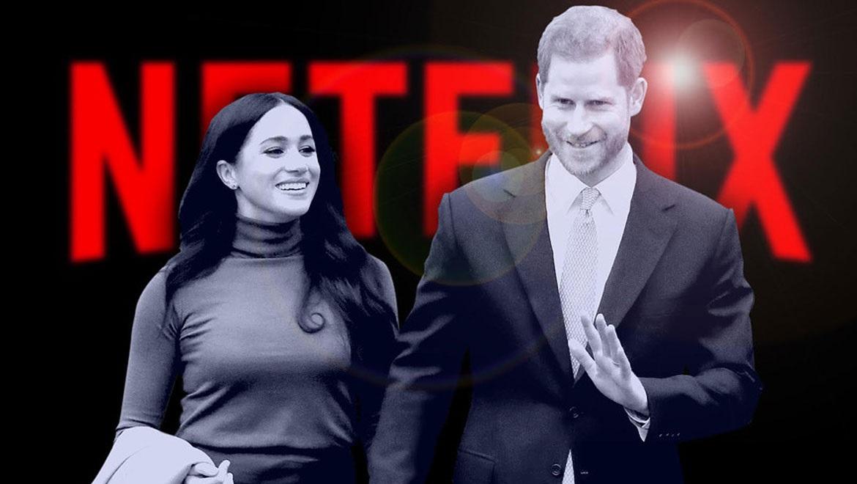 Το Netflix θέλει να συνεργαστεί με τους Harry και Meghan Markle