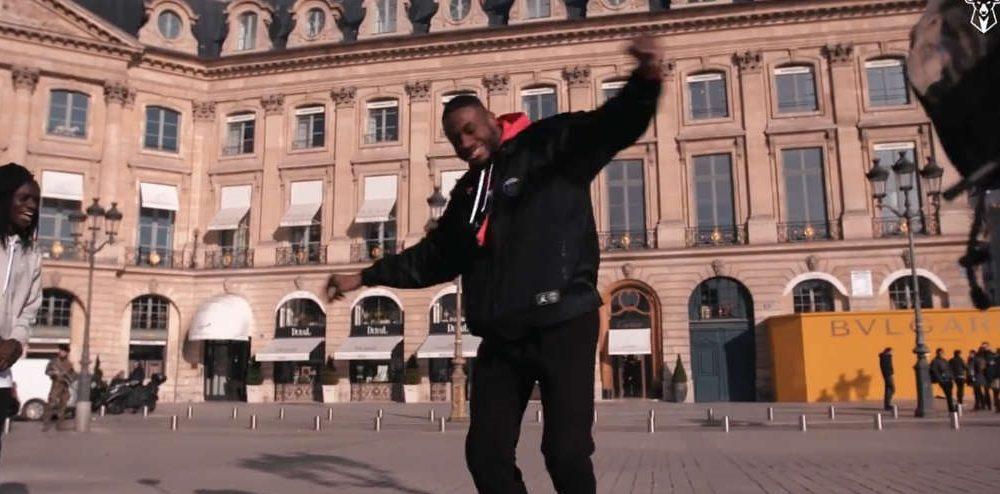 Ο Θανάσης Αντετοκούνμπο χόρεψε το ζεϊμπέικο της Ευδοκίας στο Παρίσι