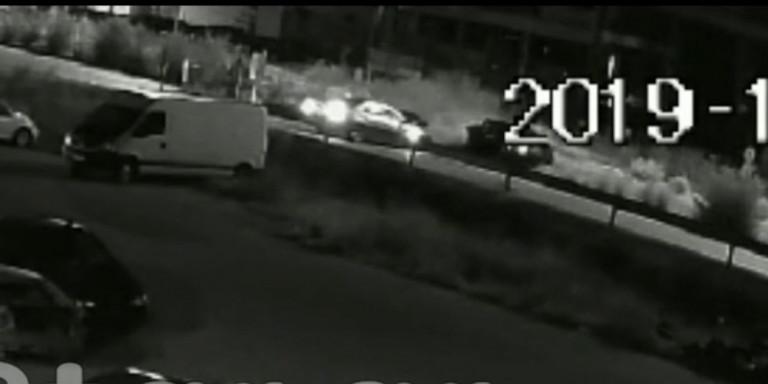 Λαμία, βίντεο σοκ: Κάμερα καταστήματος κατέγραψε το θανατηφόρο τροχαίο που κόστισε τη ζωή στον 37χρονο πατέρα 4 παιδιών