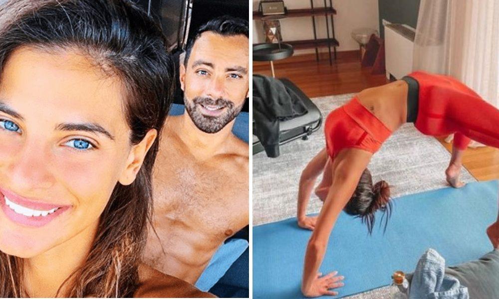 Χριστίνα Μπόμπα – Κορωνοϊός: Πέρασαν τα συμπτώματα και άρχισε ξανά τη γυμναστική
