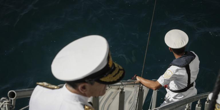 Πέθανε ξαφνικά αρχικελευστής του Πολεμικού Ναυτικού