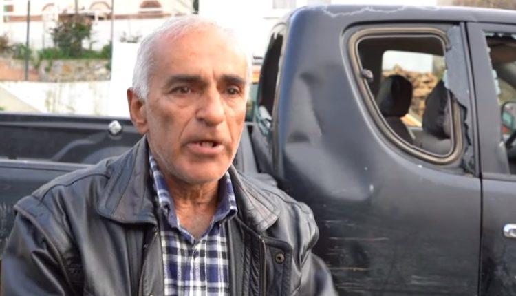 Αγροτης απο την Μορια εκανε το λαθος να παει στο χωραφι του - Κόντεψαν να τον καθαρίσουν
