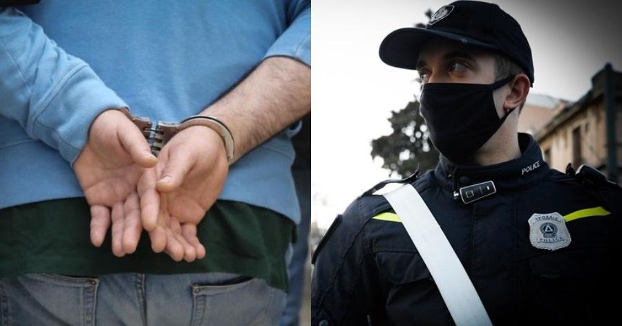Ζευγάρι στην Καρδίτσα εφαγε πρόστιμο 2.000€ και φυλακη 2 χρονια γιατι ηταν εξω απο το σπιτι