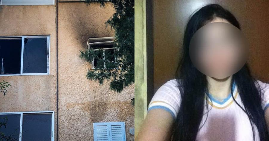 Τραγωδία στη Βάρκιζα: Αποφυλακίσθηκε η μητέρα που είχε αφήσει μόνο το μωρό της και κάηκε ζωντανό