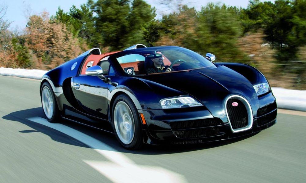Πόσο στοιχίζουν η αλλαγή λαδιών και τα ελαστικά σε μια Bugatti